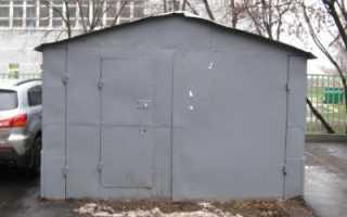 Технический план на гараж в гск