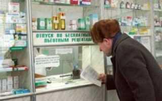 Сумма компенсации инвалидам за лекарства