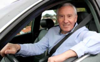 Льготы водителям при выходе на пенсию