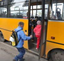 Есть ли скидки школьникам на автобусы межгород