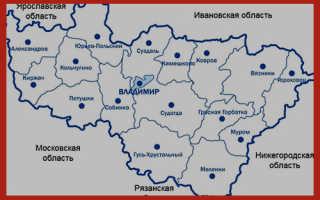 Льготы для пенсионеров во владимирской области