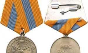 Медаль участнику ликвидации последствий чс какие льготы