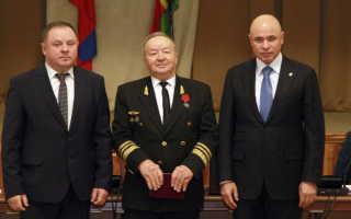 Региональные награды липецкой области