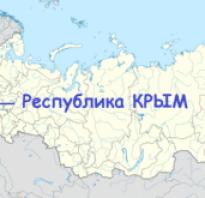 Региональные льготы в крыму