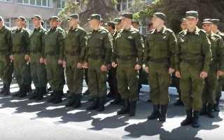 Права военнослужащих по призыву