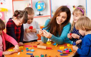 Льготная пенсия для воспитателей детских садов