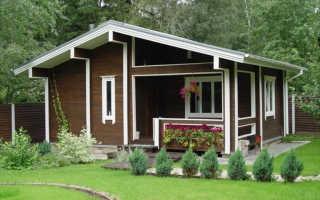 Этажность садового дома